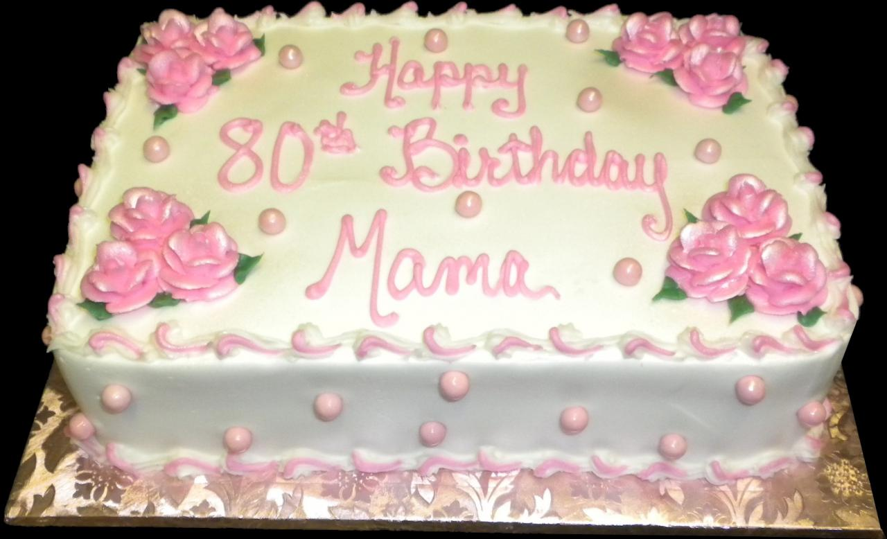 Cake Decoration Ideas For A 95th Birthday Dmost